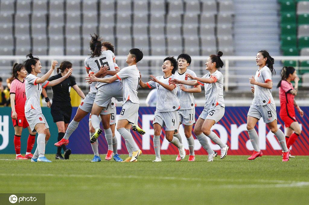 津媒:女足若能在苏州晋级奥运会,对男足世预赛也是好兆头