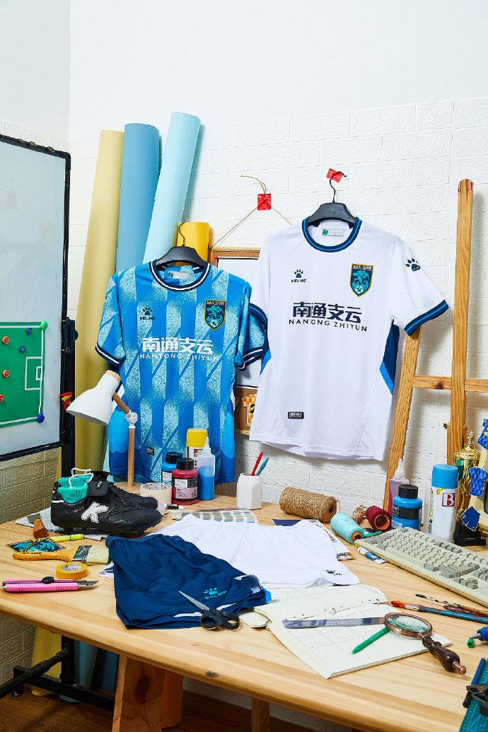 主场球衣的设计灵感来自于球迷