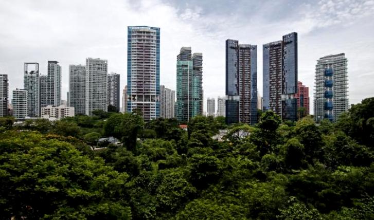 新加坡今年3月非有地私宅转售量创十年来新高