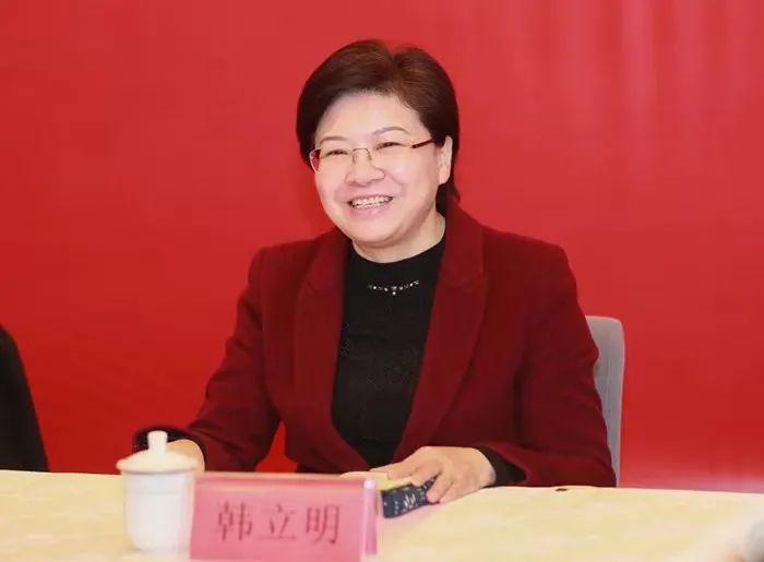 韩立明晋升南京市委书记 女性市委书记密集履新图片