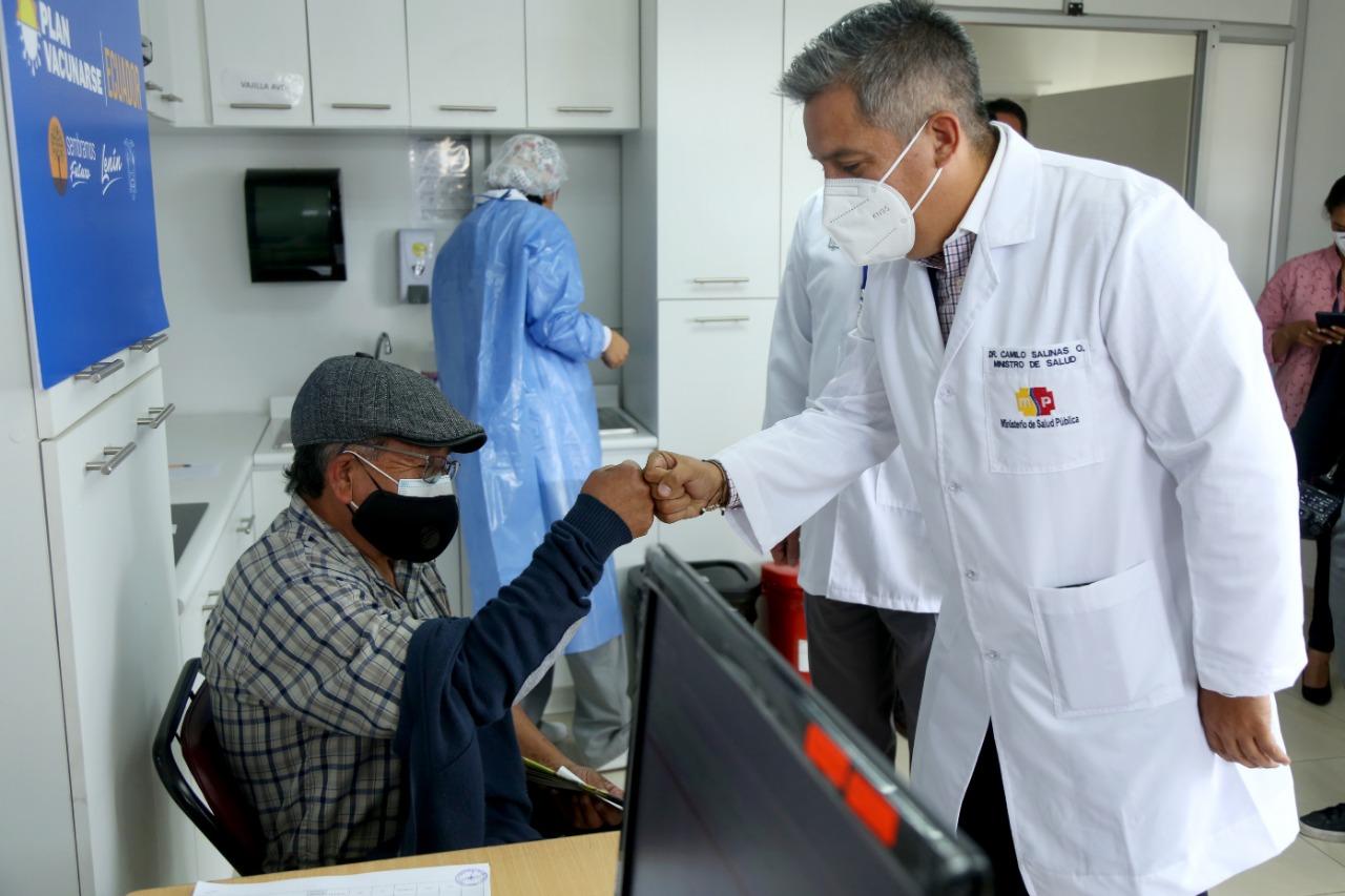 厄瓜多尔新冠肺炎确诊病例累计达347070例