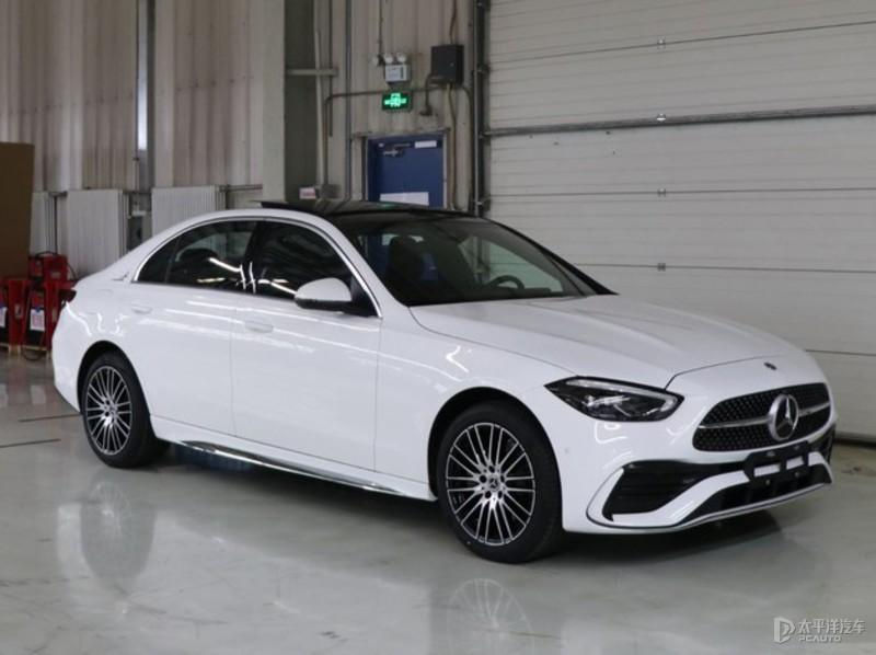新一代国产奔驰C级长轴版最新预告 轴距加长89mm
