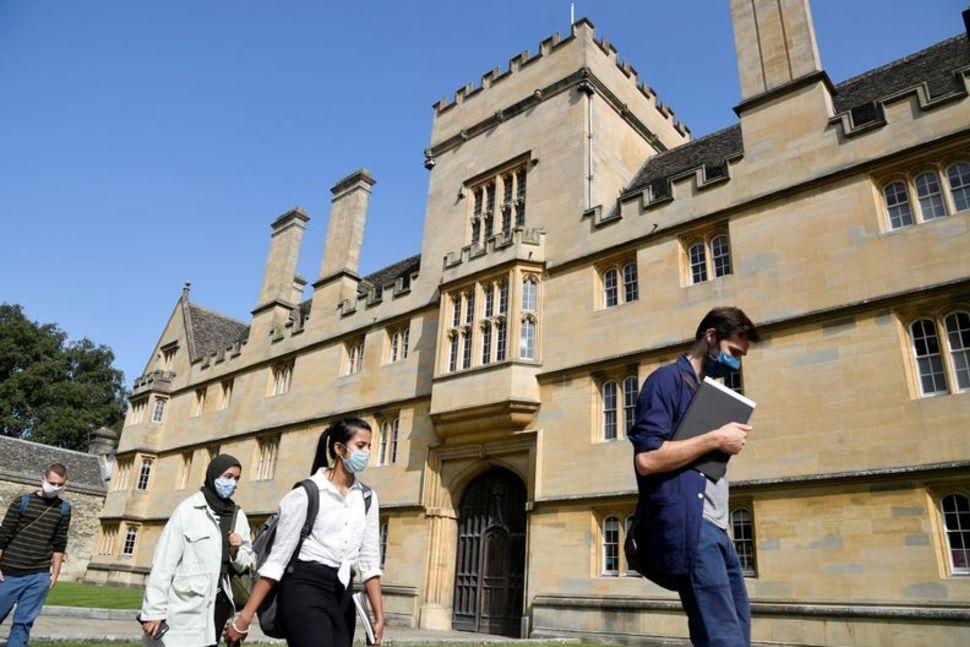 英国:英格兰地区大学不早于5月17日开学