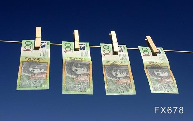 澳元兑美元技术分析:短线继续看涨