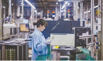 今年一季度 苏州工业园区新增外资项目同比增长59%