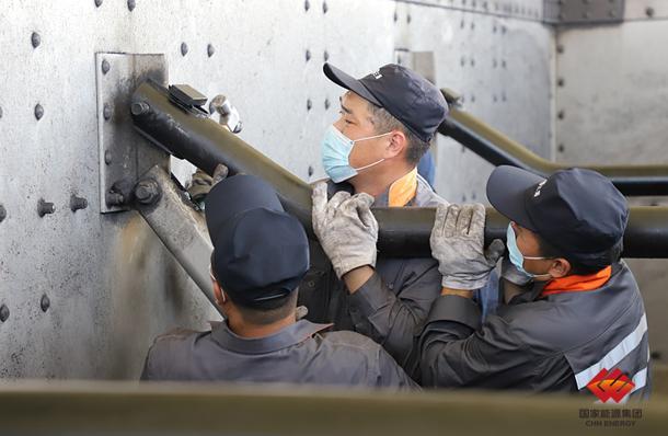 铁路装备公司状态修整备线检修车辆突破万计