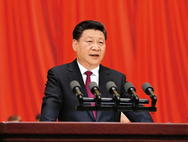 《求是》杂志发表习近平总书记重要文章《在庆祝中国共产党成立95周年大会上的讲话》图片