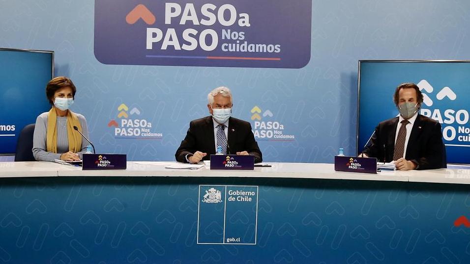智利确诊病例近110万 中青年重症患者比例大幅上升