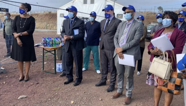 世卫组织在埃塞俄比亚成立紧急医疗队培训中心