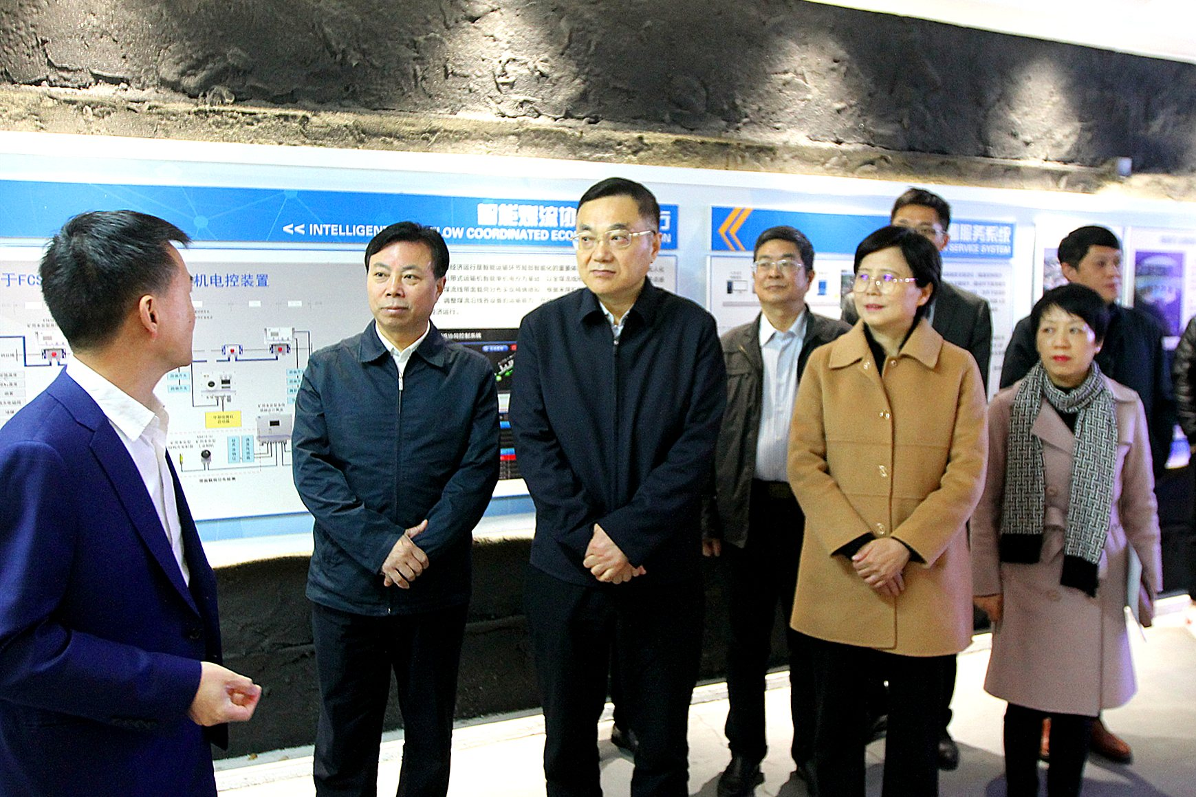 江苏省人大常委会副主任刘捍东一行到常州研究院调研