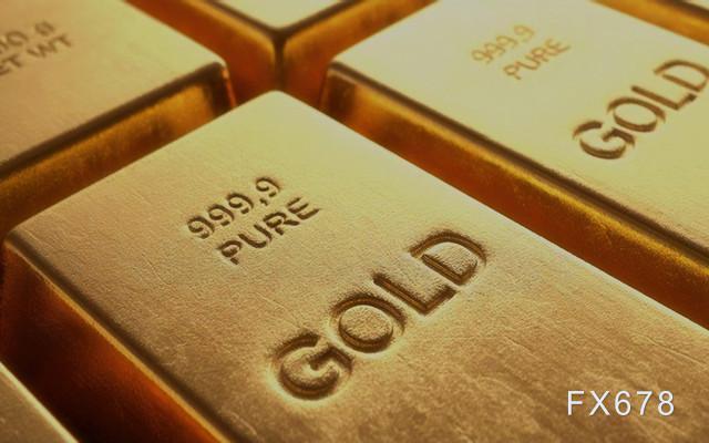 美债收益率回落提振市场情绪 现货黄金仍上看1804美元