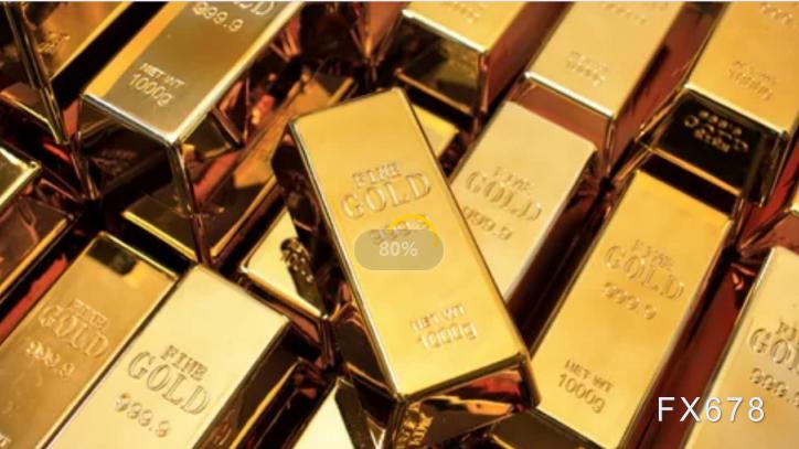 汇丰银行:黄金有望上行,因美元料温和回落