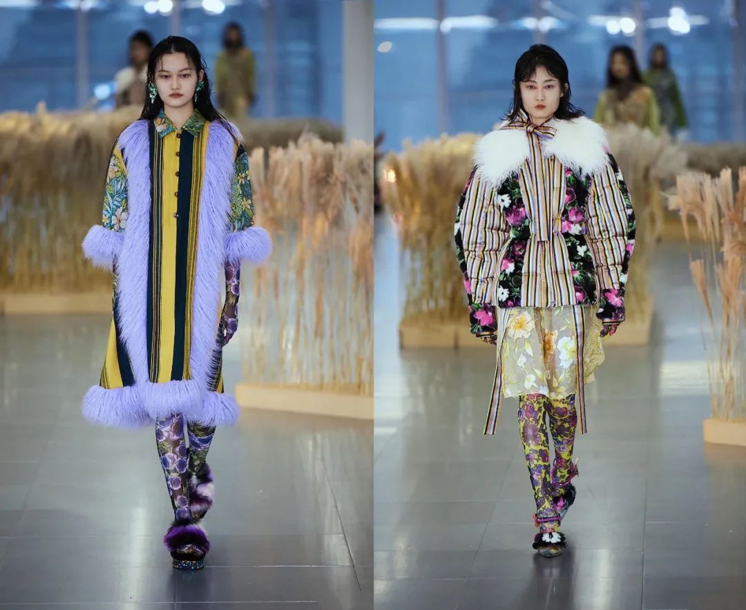 中国最新锐的时装设计师都在想什么......