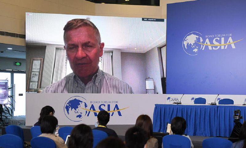 联合国环境署前执行主任:实现碳中和需改变环境与发展对立旧思维