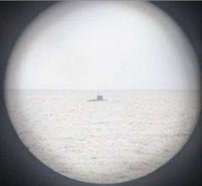 """俄罗斯""""北溪-2""""项目建设遭不明潜艇监视"""