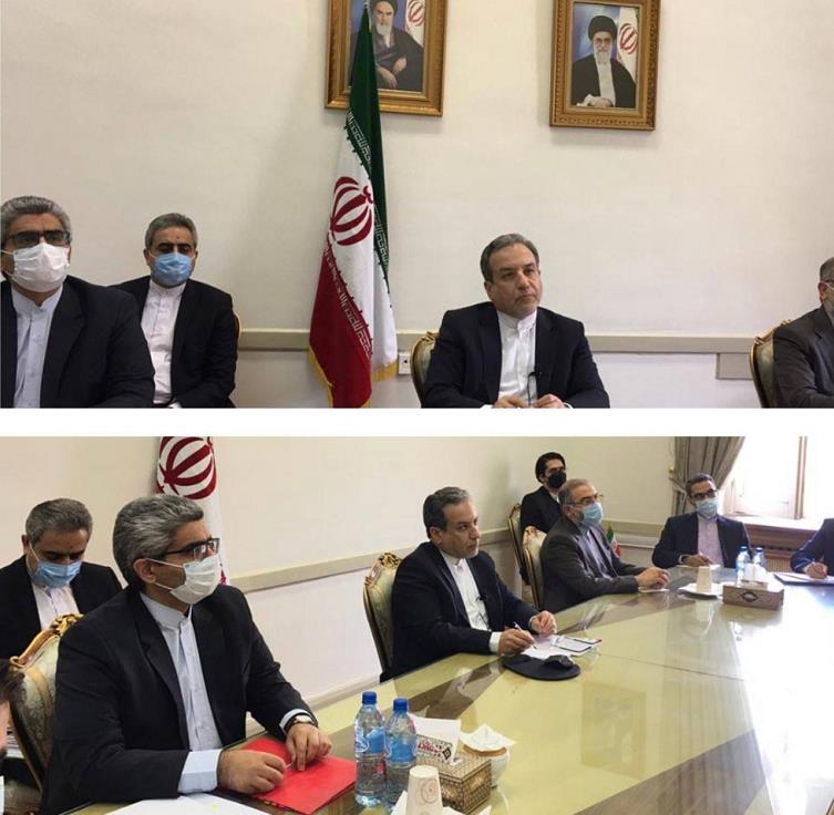 伊朗外交部:美国取消制裁是重振伊核协议的第一步