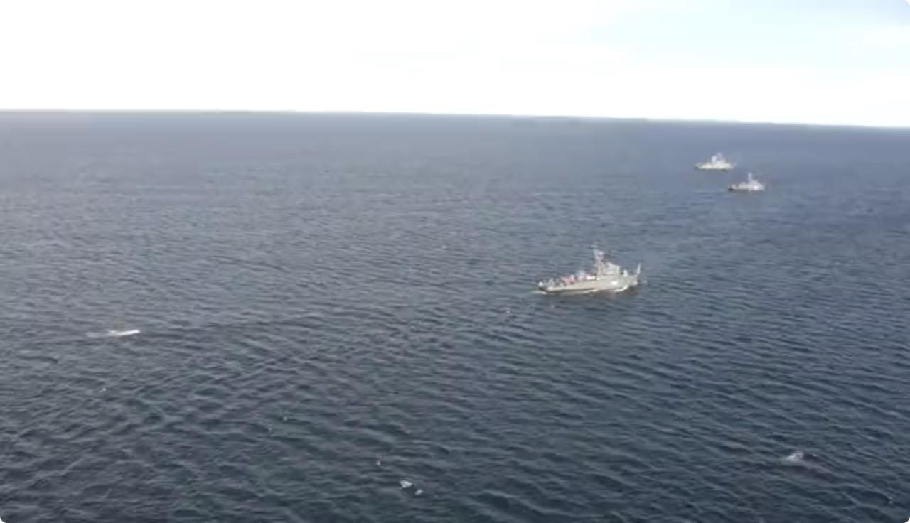 俄军继续在多地进行战术演习和战备检查