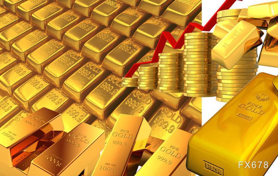 黄金交易提醒:美债空头卷土重来,股市迎财报周,多头前途堪忧