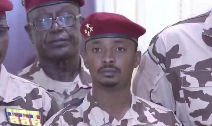 乍得已故总统代比之子被任命为该国新总统