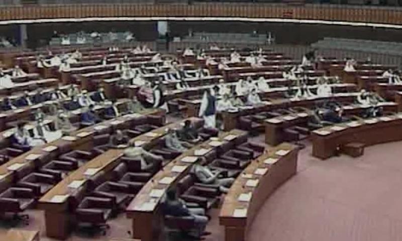 巴基斯坦国民大会提出决议 要求驱逐法国大使出境