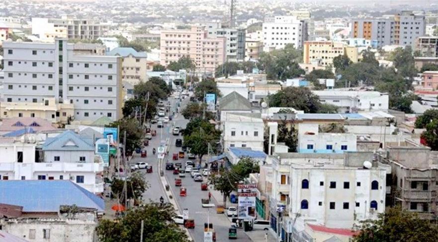 索马里总统府遭多枚迫击炮弹袭击