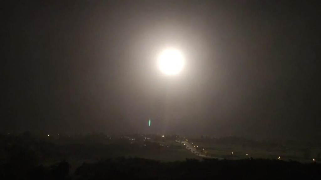 """台媒炒作:台军今晚试射导弹,还宣称最大弹道高度""""无限高"""""""
