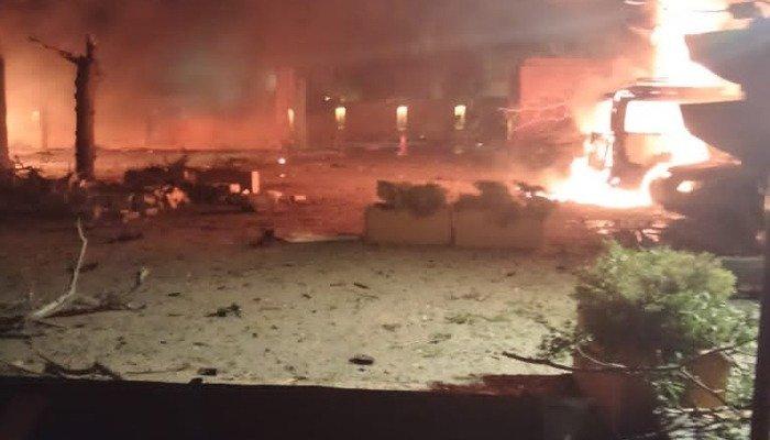 巴基斯坦俾路支省首府奎达发生爆炸 至少16人伤亡