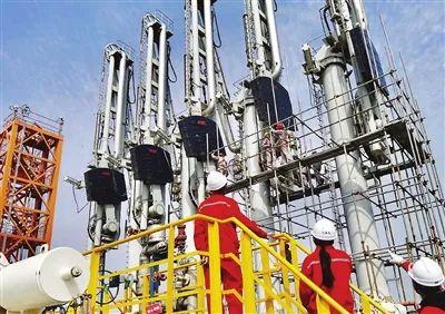 中国石化天津LNG接收站首季接卸量全国居首