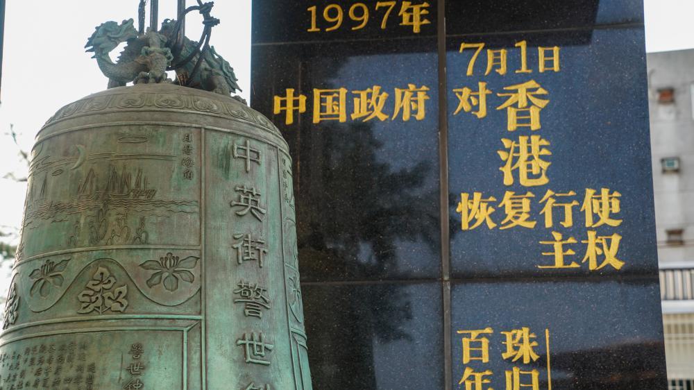 一侧是香港一侧是深圳,这条中国独一无二的马路为何变了