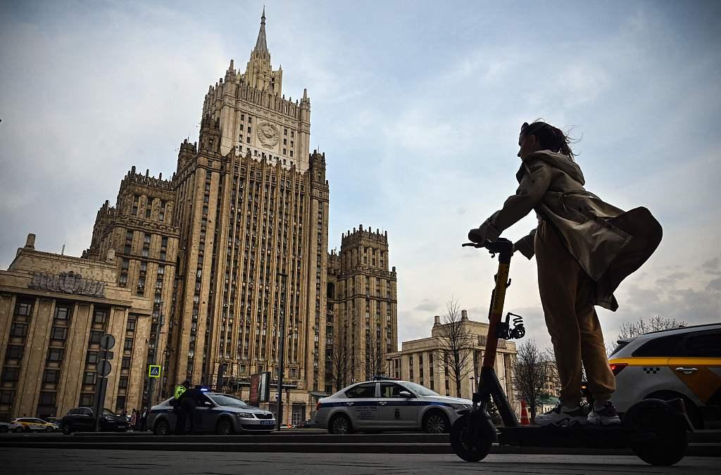 捷克下最后通牒要求被俄驱逐的外交官返俄 俄方回应