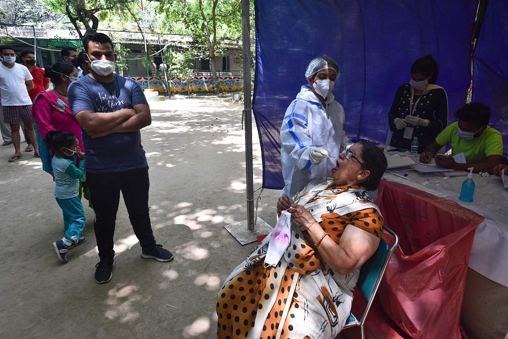 印研究:印度第二波新冠疫情或于5月中旬达到高峰