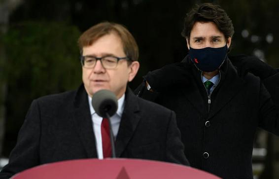 加拿大政府宣布计划到2030年之前减排40%