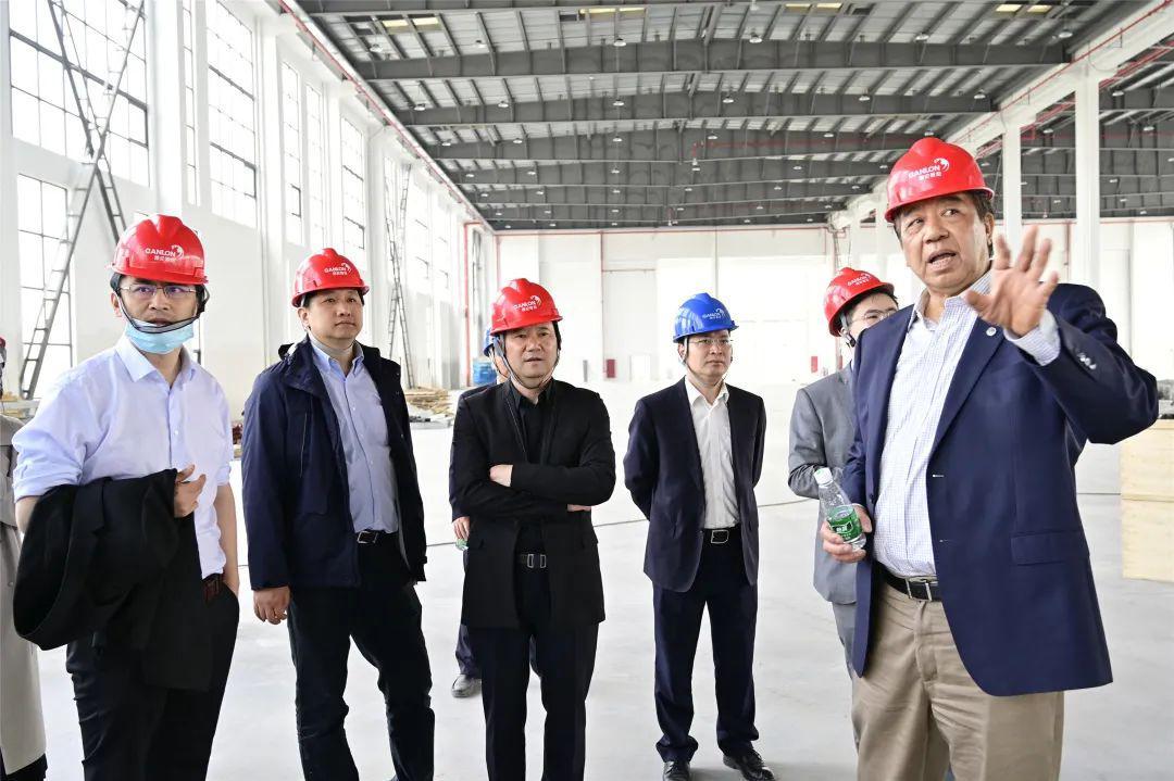 焦点凯伦 | 中国建筑防水协会秘书长朱冬青一行莅临凯伦股份参观调研