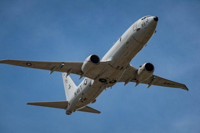 美国海军P-8A反潜机开始集成隐身反舰导弹,预计2024年完成