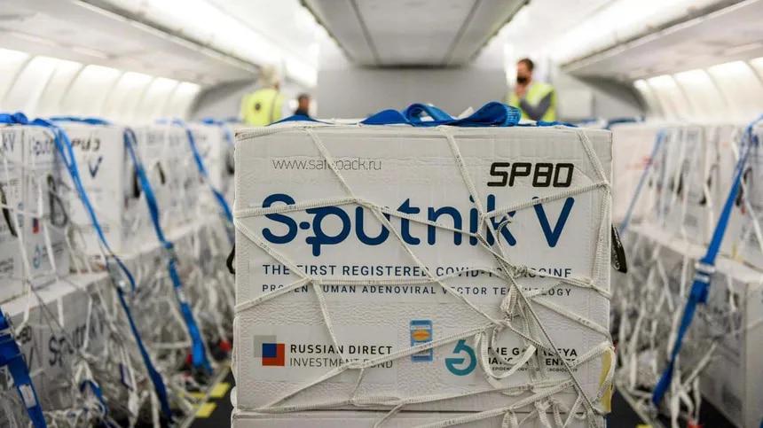 """德国考虑购买3000万剂俄罗斯""""卫星V""""疫苗"""