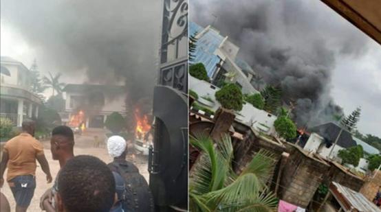 尼日利亚伊莫州州长住所遇袭 造成3人死亡
