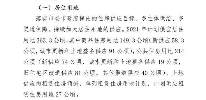 """深圳房价要""""凉凉""""?今年居住用地将暴增 占总供应逾32%"""