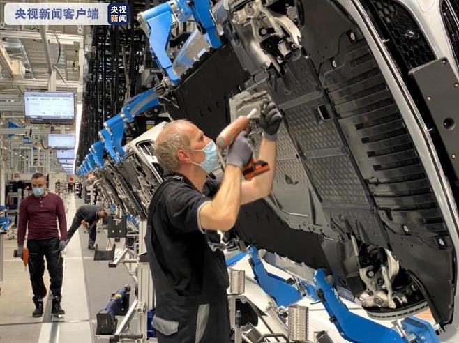 德国车企着力发展电动汽车 聚焦中国市场图片