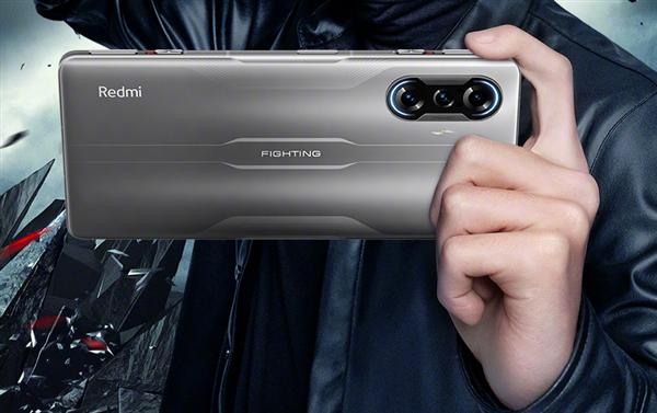 Redmi K40游戏增强版外观配置前瞻:价格成唯一悬念!