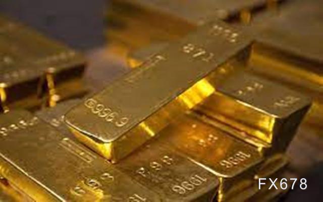 """国际金价持稳,收益率和美元走强,FED""""定力""""面临拷问"""