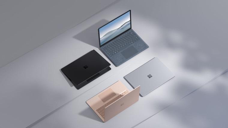 微软新广告宣传Surface Laptop 4,再度暗讽苹果Macbook