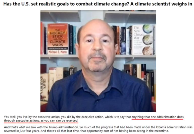 """对于拜登政府的""""气候承诺"""" 西方媒体提出三大质"""