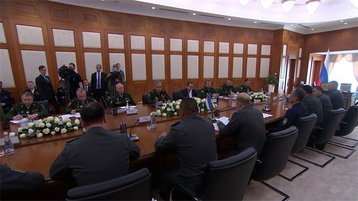 俄罗斯与乌兹别克斯坦将发展军事战略伙伴关系