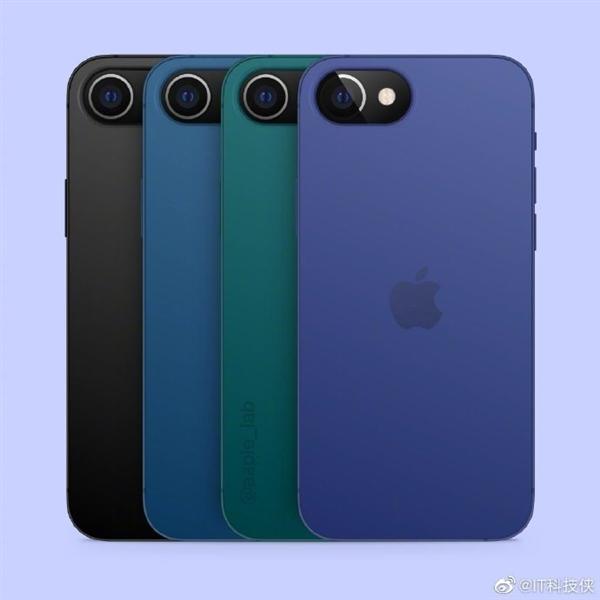 iPhone SE 2022外形曝光:打孔屏+天使眼后摄