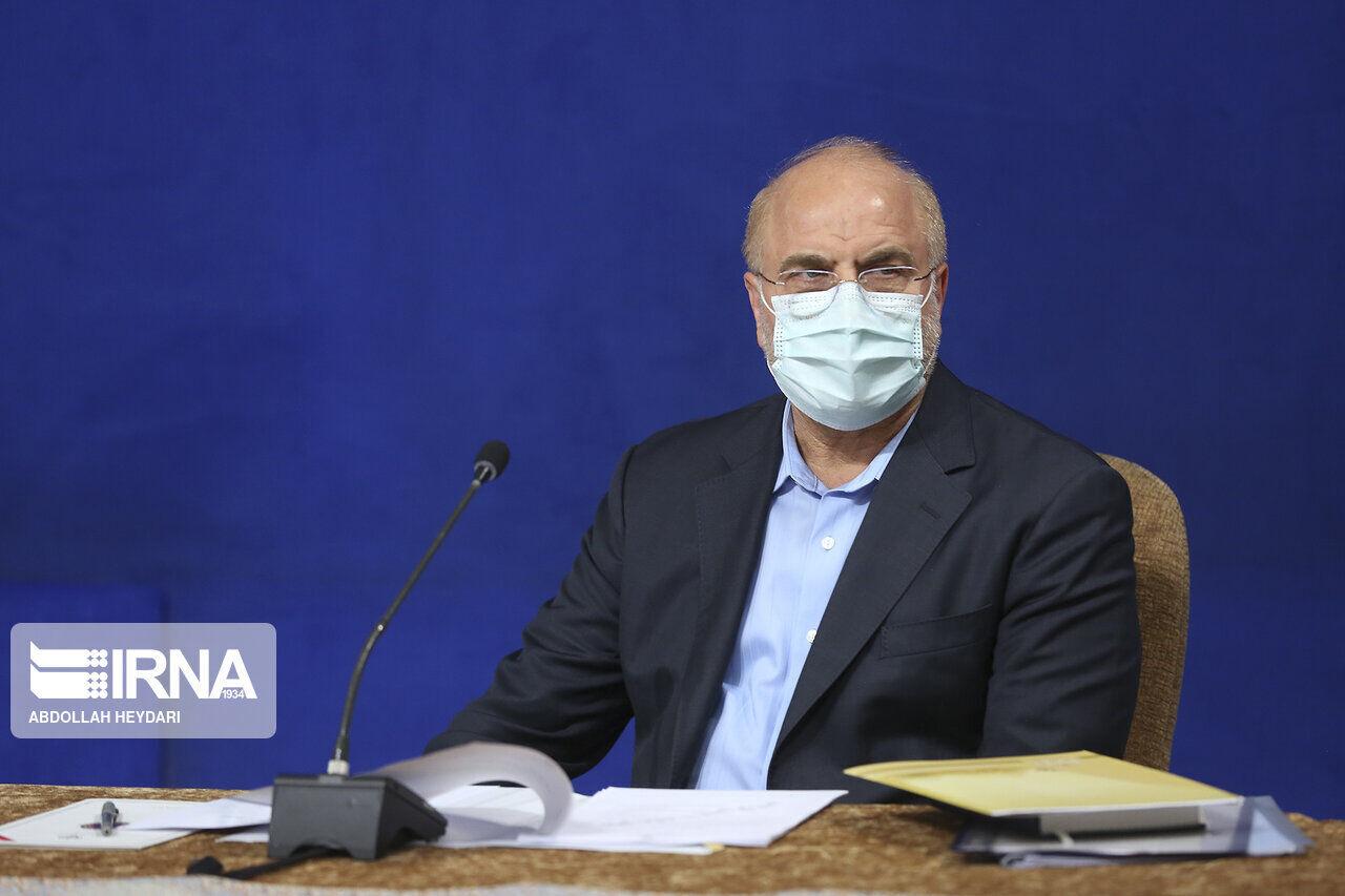 伊朗议长呼吁波斯湾各国携手驱逐域外军事力量