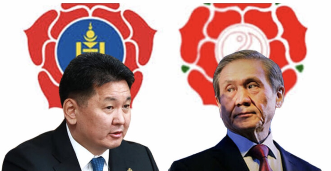 蒙古人民党宣布将与蒙古人民革命党进行合并