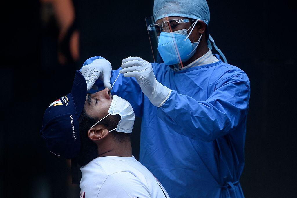 印度新冠疫情蔓延至邻国 尼泊尔主要城市封城15日
