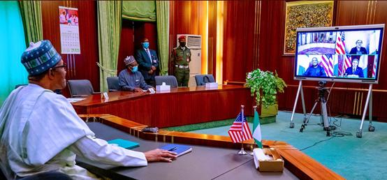 尼日利亚总统布哈里提议美国将非洲司令部迁至非洲