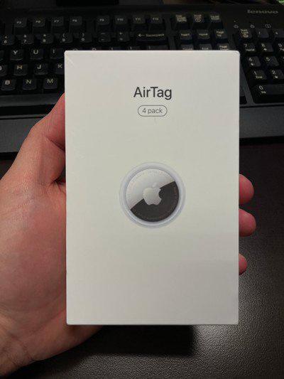 苹果防丢神器,尚未发售的AirTag已提前送达部分用户