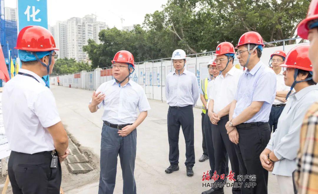 沈晓明调研省会城市十大公共文化设施项目规划建设情况